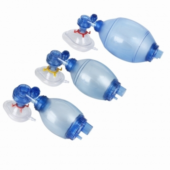 Bvm hand resuscitator self inflating bag